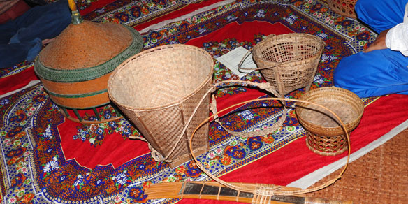 Cane & Bamboo Crafts North East India, India