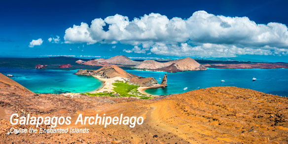 The Galapagos Archipelago, Cruise the Enchanted Islands, Galapagos Islands, Ecuador